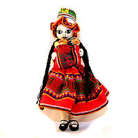 Кукла Мама red