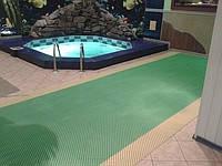 Модульне покриття навколо  басейнів