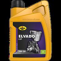 Моторное масло KROON OIL Elvado LSP 5W-30 синтетическое для автомобилей с сажевыми фильтрами  1л.KL 33482