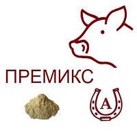 Старт 4% Кормовые добавки для свиней  массой тела 15-35 кг