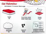 Набор для творчества 'Котик Валентин', серия Мягкая игрушкa, фото 3