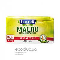 Масло сливочное безлактозное Latter 200г
