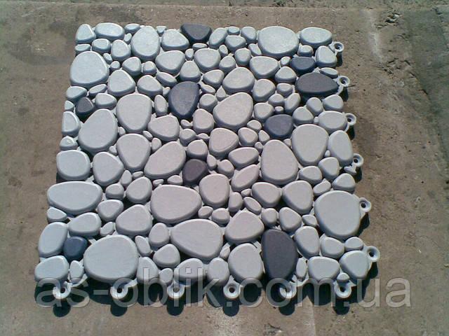Модульное покрытие для аквапарков «Галлет» цветное