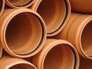 Труба ПВХ Ф250х4,9х6000 мм  SN2 для наружной канализации