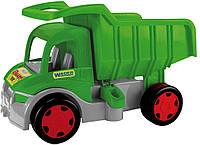 Игрушечный грузовик Wader Gigant Farmer зеленый (65015)