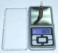 Весы электронные цифровые MS-200 200г, 0.01г.