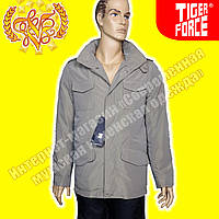 Мужская куртка - френч демисезонный