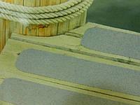 Антиковзка стрічка 50 мм еластична сіра
