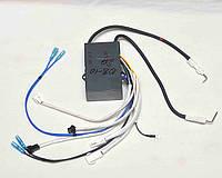 Блок управления газовых турбо колонок с подключением к дисплею Dion 8,10 л.
