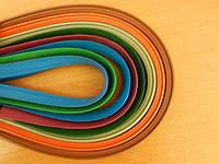 Появились ковры в продаже с разноцветным обрамлением.