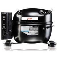 Герметичный поршневой компрессор постоянного тока (12-24В) Danfoss BD35F (195B0123)