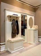Прихожая Сиена / Siena, итальянская мебель, классический стиль, цена от: