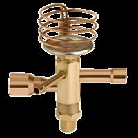 Герметичный термо-регулирующий вентиль с внешним выравниванием Alco controls TX3-S24