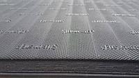 Пластина непористая (набоечная ) JB 500х500х6,6 (степ)