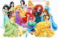Дисней — принцессы