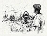 Топографо-геодезична зйомка різних масштабів 1:500, 1:1000, 1:2000, 1:5000