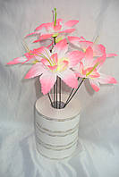 Колокольчик лилия (20 шт в уп) искусственные цветы опт одесса