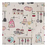 Лен 121302 v 3 Чашки розовые, голубые, кухонная утварь
