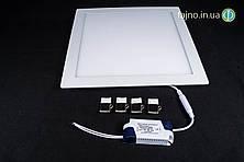Врезной светодиодный светильник 24 Вт (300х280 мм)