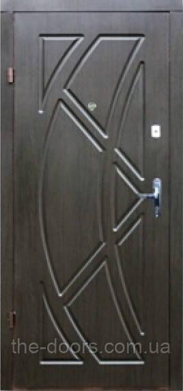 Двері вхідні Форт Вікінг Економ