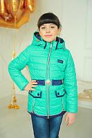 Детская куртка на девочку весна осень