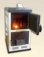 Котел твердопаливний Житомир АКТВ-18 з плитою