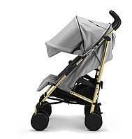 Прогулочная детская коляска-трость Elodie Details Stockholm цвет Golden Grey