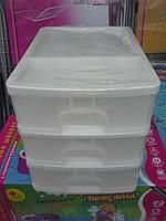 Пластиковый Комод Формата А4(Украина)