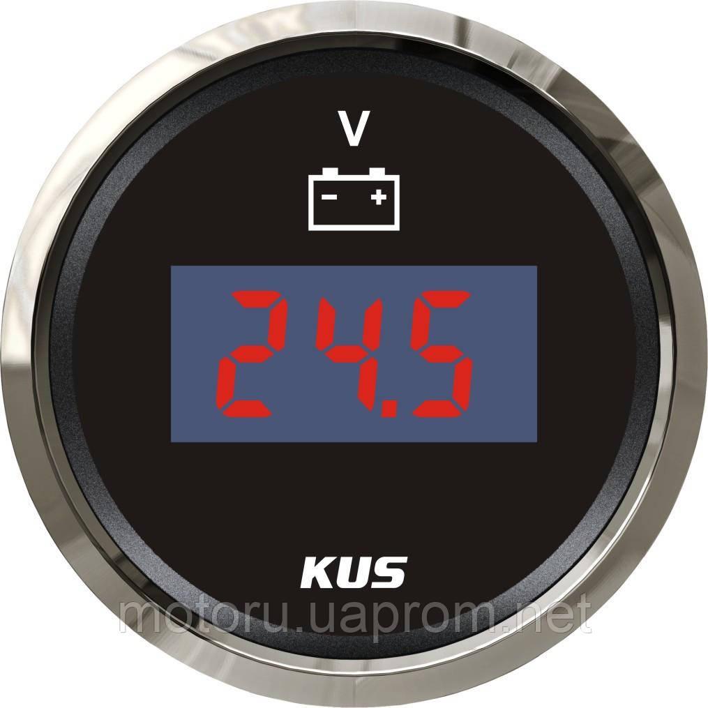 Вольтметр Wema (Kus) цифровой черный , фото 1