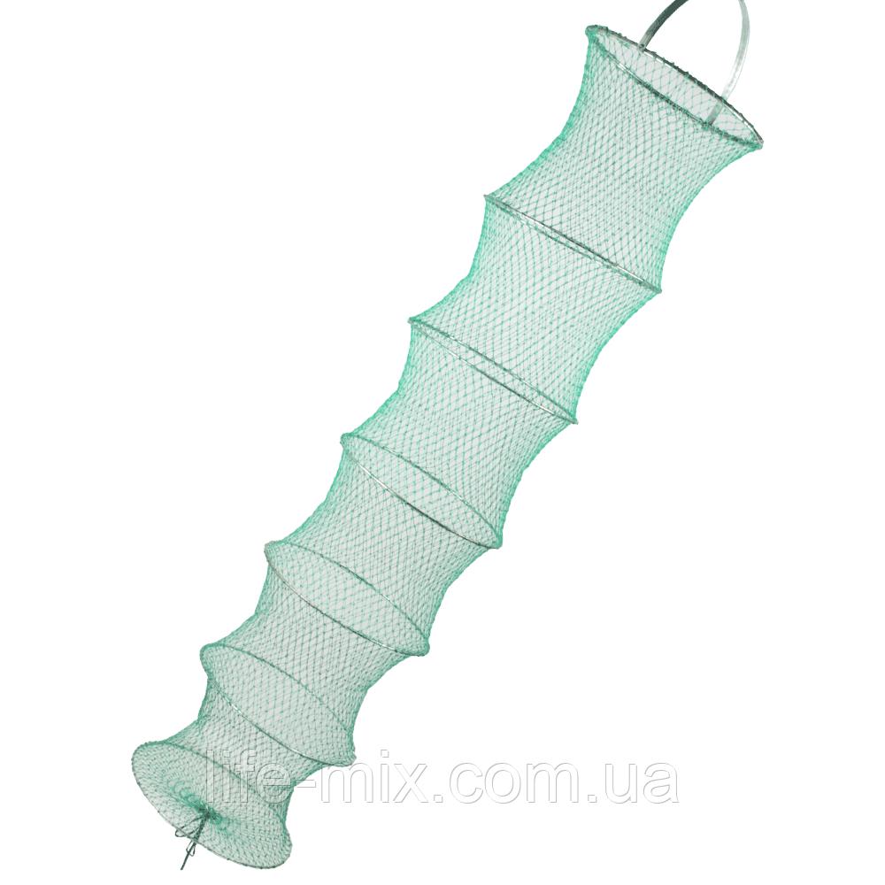 Садок Winner з плетеної волосіні зелений 45х200см