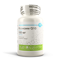 Коэнзим Q10 100 мг - при ишемии, сердечной недостаточности, инфаркте миокарда, пороке сердца, атеросклерозе