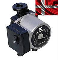 Циркуляционный насос для отопления Grundfos UPSD 25-4-130 -230v (Оригинал/серый)