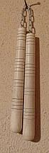 Нунчаки деревяні іграшкові