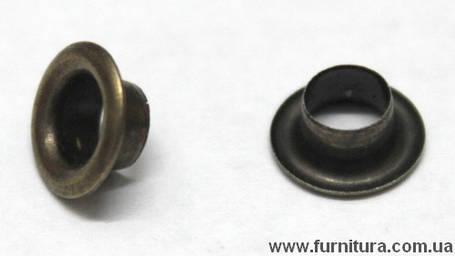 Блочка никель (25шт/упаковка) 3мм, фото 2