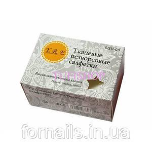 Тканевые безворсовые салфетки (коробочка 80 шт)