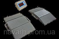 Автомобильные подкладные весы ВПД-ПС - 20т.