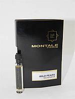Montale Wild Pears - Парфюмированная вода (Оригинал) 2ml (пробник)