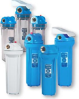 Магистральные фильтры механической очистки для холодной воды
