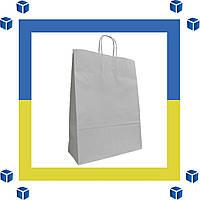 Бумажный пакет с витыми ручками (150мм/80мм/200мм)