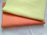 Вафельные полотенца цветное 45*30 (цвет по желанию), фото 4
