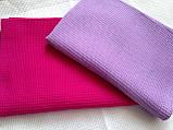 Вафельные полотенца цветное 45*30 (цвет по желанию), фото 6
