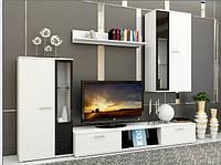 Мебель для гостиной Гламур (Сокме)