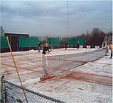 Будівництво  грунтових тенісних кортів, фото 4