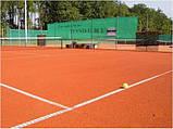Будівництво  грунтових тенісних кортів, фото 3