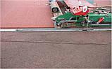 Будівництво  грунтових тенісних кортів, фото 6