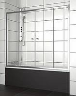 Штора для ванной Radaway Vesta 150 стекло прозрачное