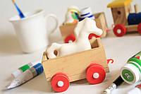 Детские товары для творчества. Лошадка маленькая.