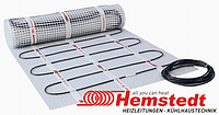 Нагревательный мат Hemstedt DH 150 Вт/м2 под плитку, двужильный , фото 1