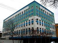 Алюминиевый вентилируемый фасад (монтаж)