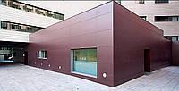 Вентилируемые металлические фасады (монтаж)